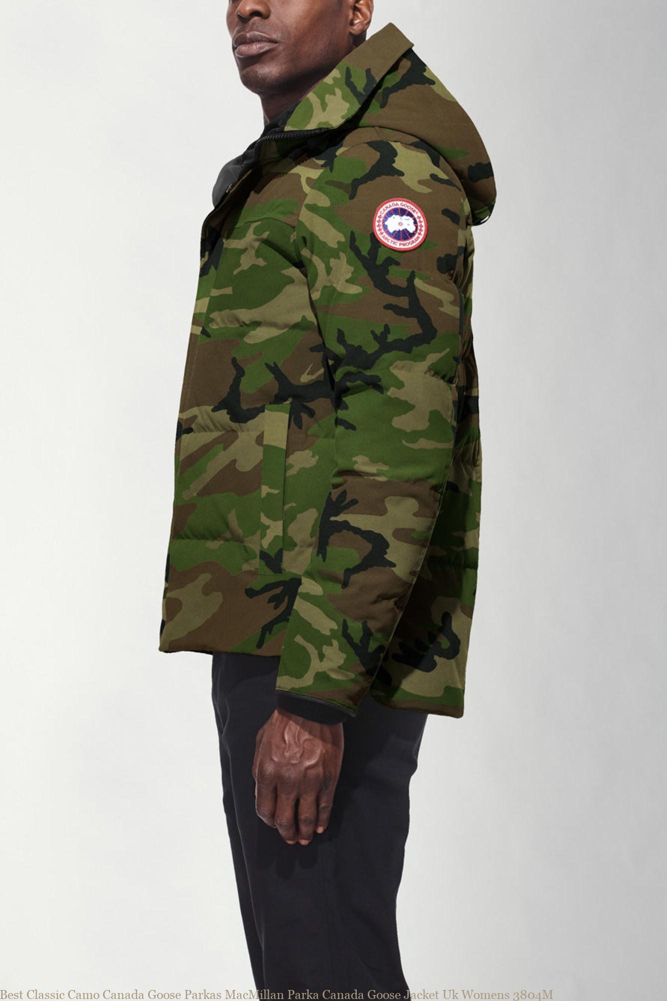 b6059e769e175 Best Classic Camo Canada Goose Parkas MacMillan Parka Canada Goose Jacket  Uk Womens 3804M – Cheap Canada Goose Coats Outlet Sale Black Friday