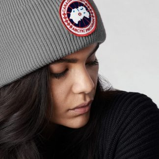 You re viewing  The factory direct Heather Grey Canada Goose Hats Arctic  Disc Toque Canada Goose Clothing Uk 6936L £154.00 c4f5769f6dfd
